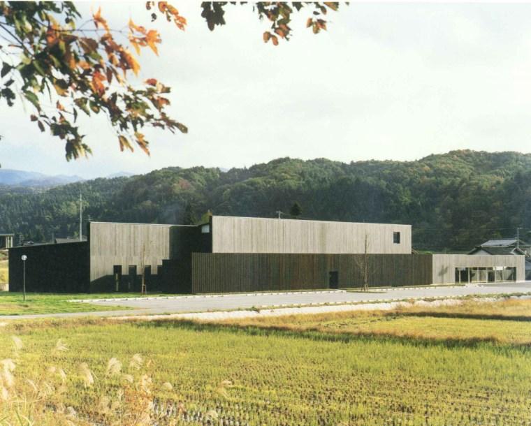 大山村社区活动中心(Ohyama-Town Community Center)