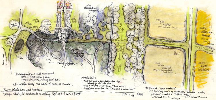 Peirce's Woods at Longwood Gardens, Kennett Square第2张图片