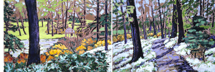 Peirce's Woods at Longwood Gardens, Kennett Square第4张图片