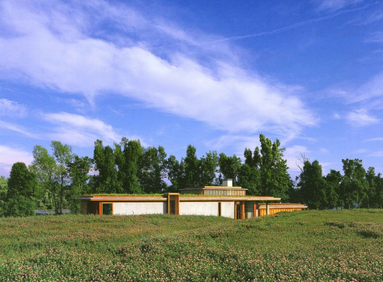岛屿别墅(Island House)第1张图片