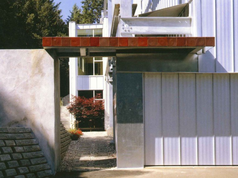 雕刻家公寓(Residence for a Sculptor)第5张图片