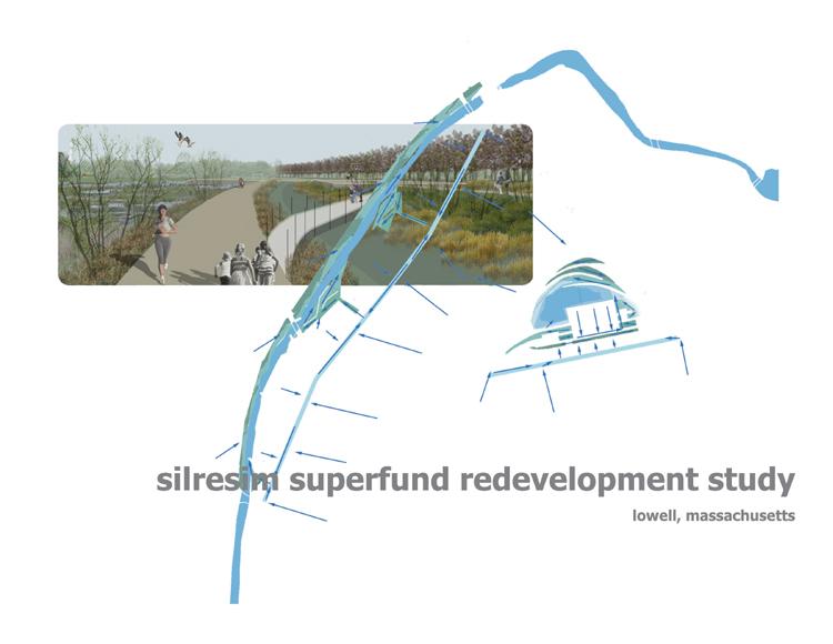 Silresim Superfund Redevelopment Study第1张图片