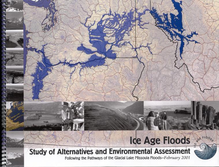 冰河期洪水方案和环境评估(Ice Age Floods of Alternatives and