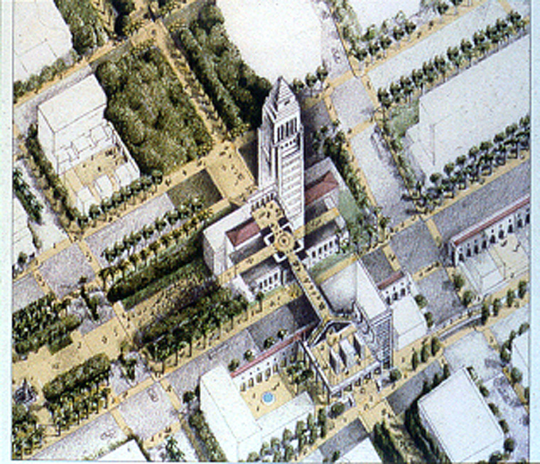 Los Angeles Civic Center Shared Facilities and Enhancement Plan第3张图片