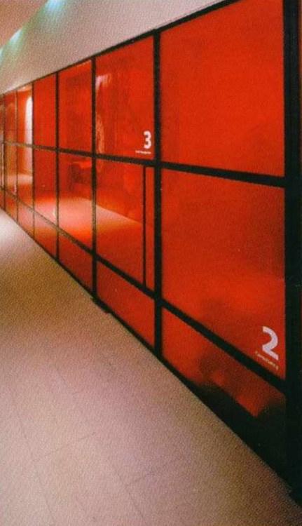 八角形办公楼(Octagon)第3张图片