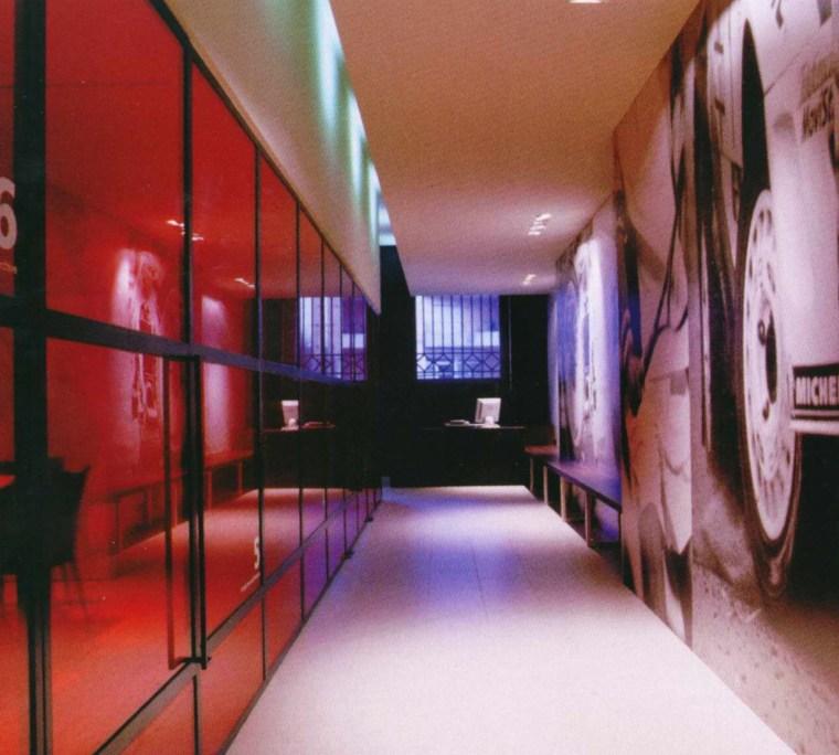 八角形办公楼(Octagon)第13张图片