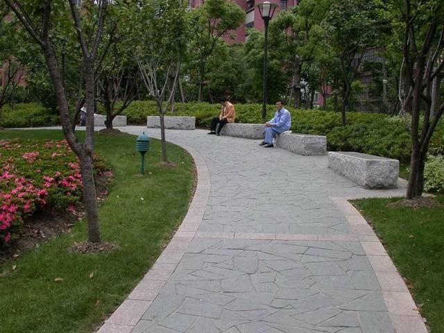 小区园路第1张图片