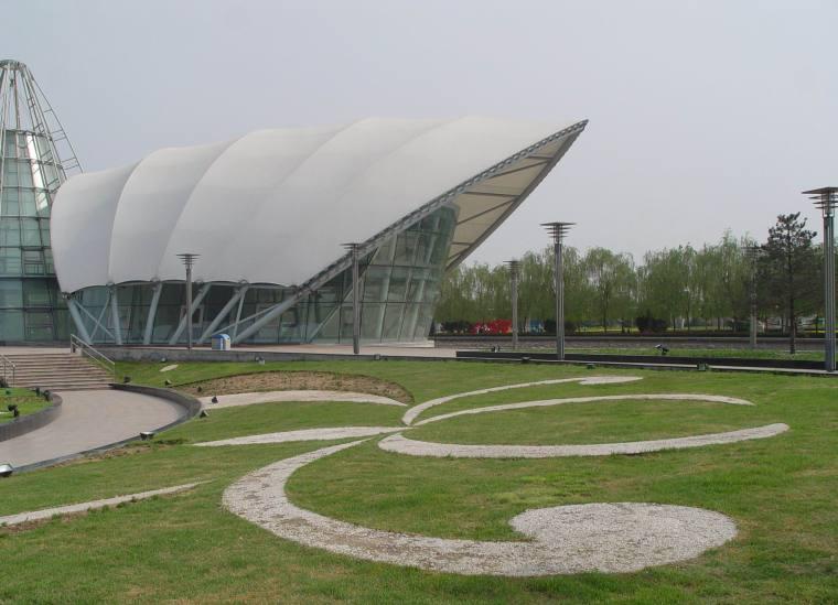 北京国际雕塑公园006第1张图片