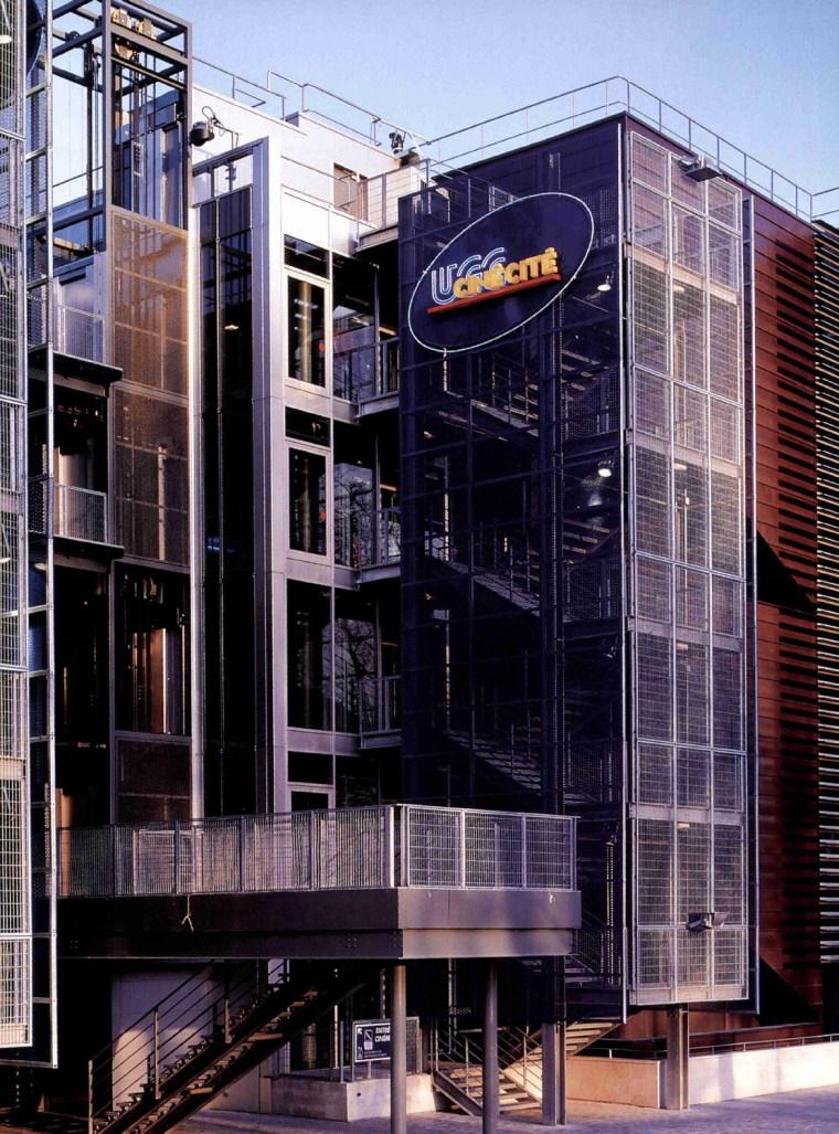 UGC电影城-贝尔西资料下载-UGC电影城-贝尔西(BERCY)巴黎12区(UGC Cine-Cite Bercy,Paris)