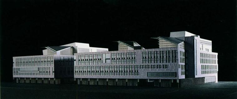 Nord/LB公司总部及商务会展中心