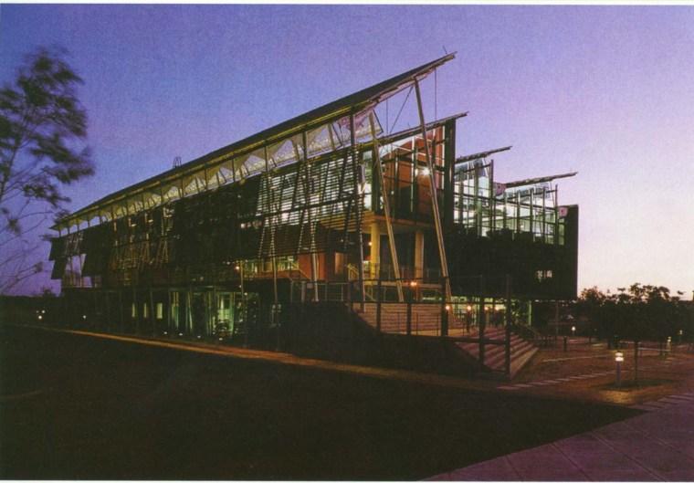 阳光海岸大学图书馆(sunshine coast university library)