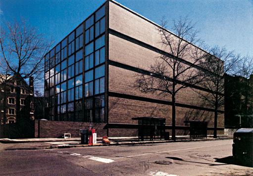 耶鲁大学美术馆扩建工程