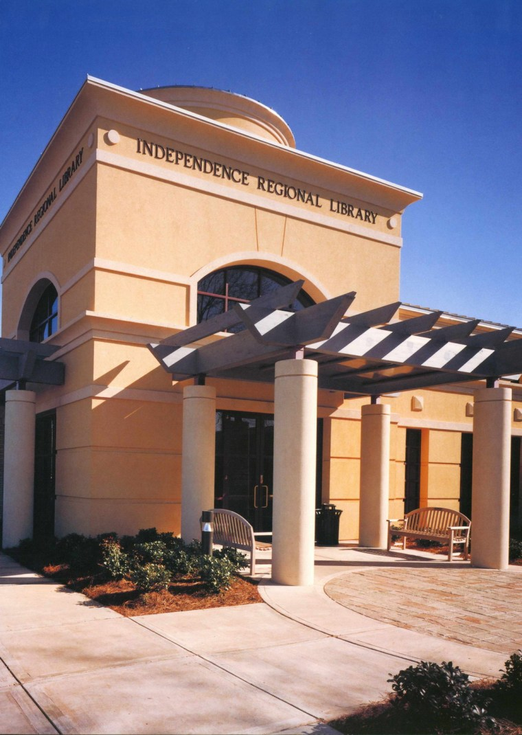 地区独立图书馆(Independence Regional Library)