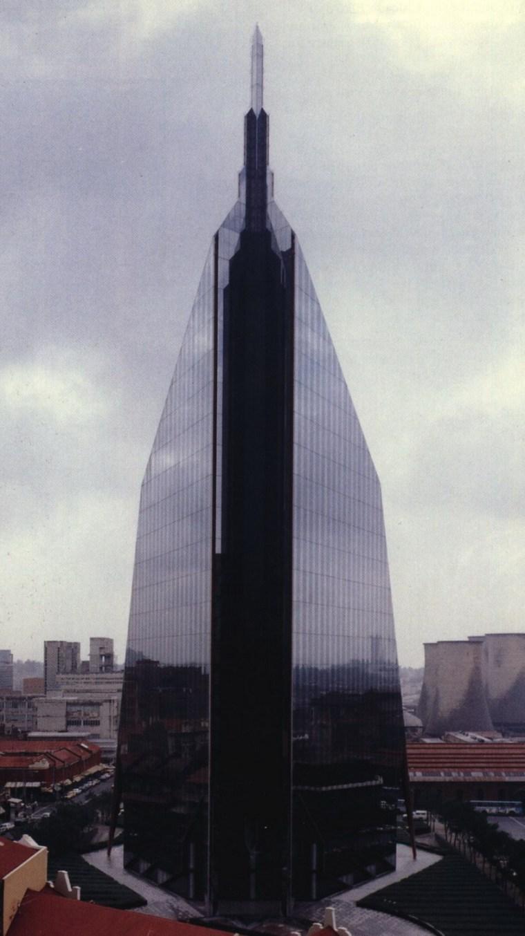 西南银行大楼(bank of southwest tower)