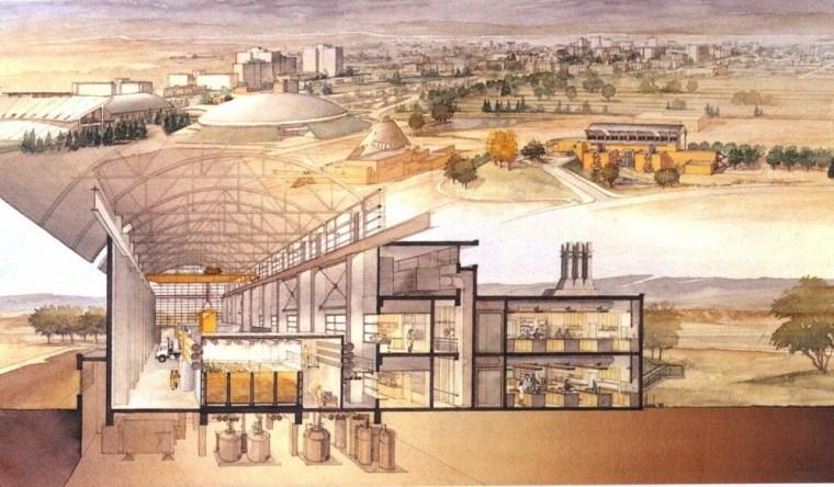 怀俄明大学环境模拟大楼