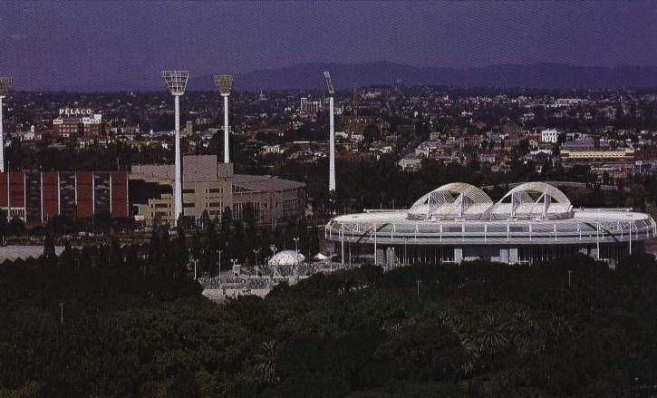 国家网球中心(national tennis centre)