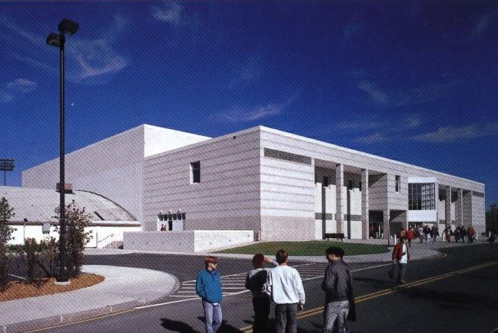 篮球场和运动场,科内尔大学(basketball arena and fieldhouse,co
