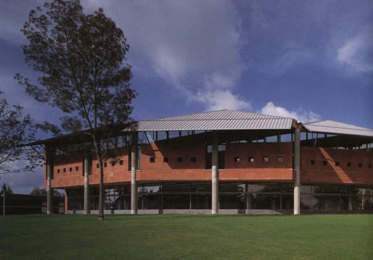 Varina地区图书馆资料下载-dellevue地区图书馆