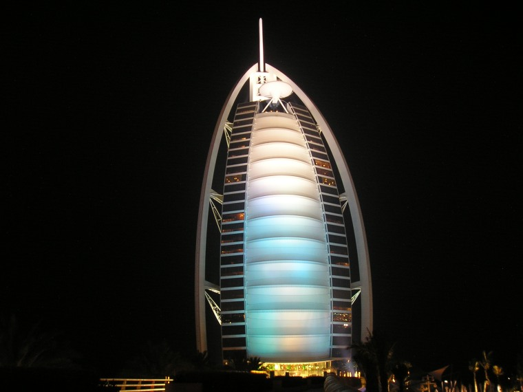 迪拜七星级酒店