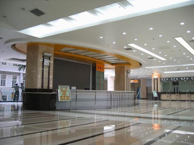 北京儿童医院新门诊楼室内装饰工程