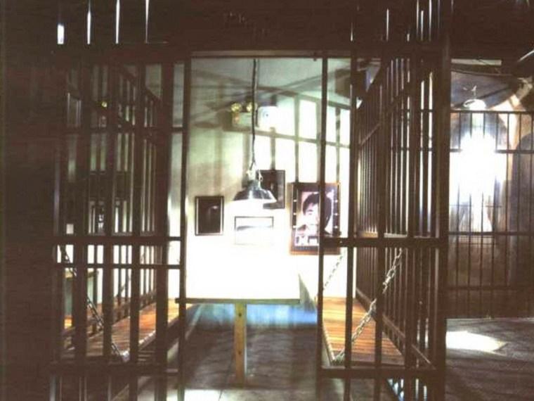 恶魔岛监狱餐厅