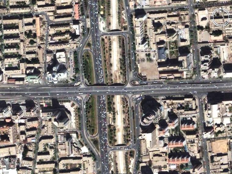 U型桥台扩大基础桥图片资料下载-北京-广安门桥(二环路)