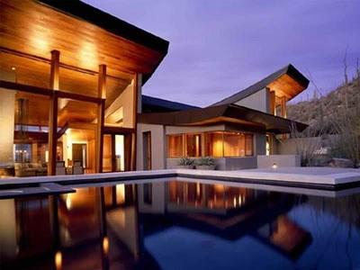Voorsanger资料下载-Coronado Ridge别墅(Coronado Ridge Residence)