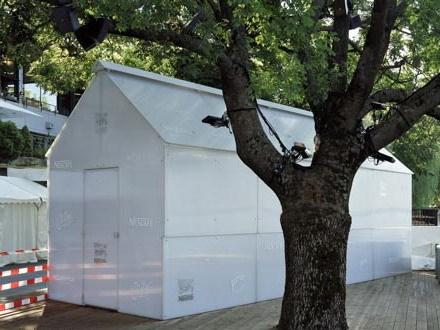 Fulguro设计的雀巢咖啡屋