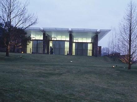 瑞士巴塞尔贝乐基金会(Fondation Beyeler)博物馆
