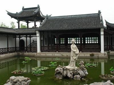 南京园林莫愁湖