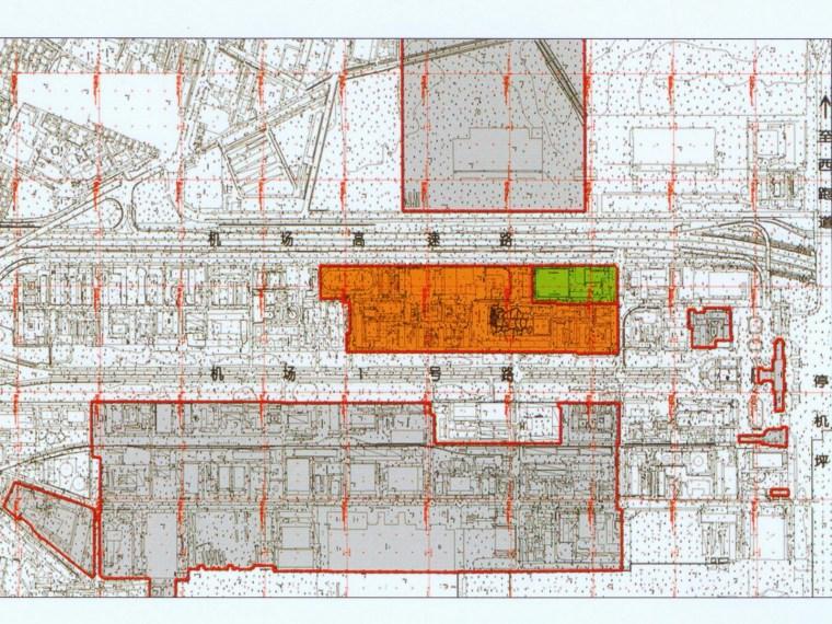中航集团在京土地利用控制性详细规划