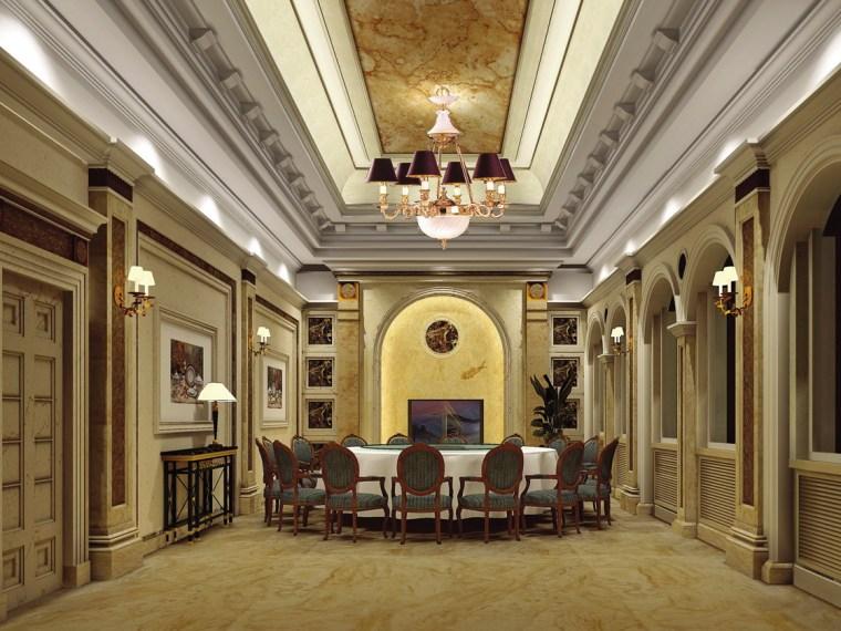 哈尔滨太阳岛宾馆一号楼