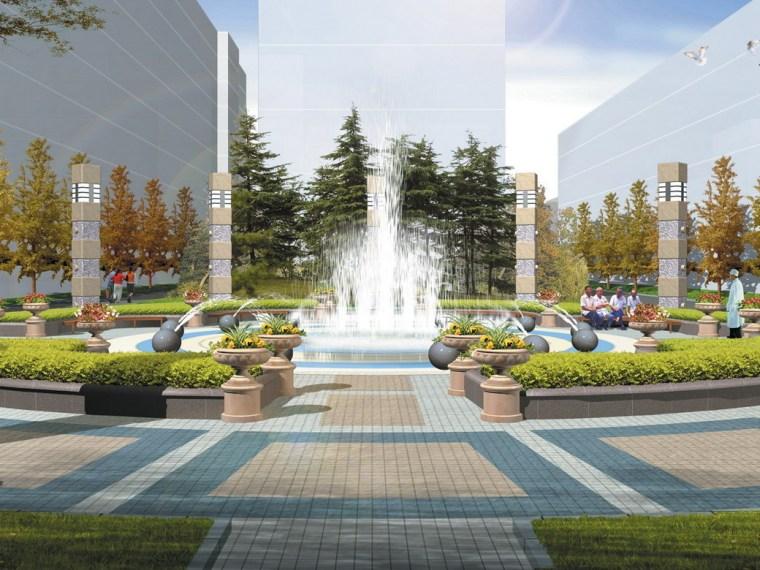 北京某中医院环境改造