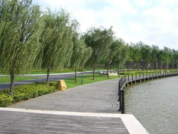 上海佘山月湖雕塑公园