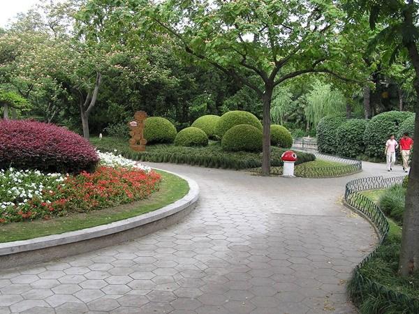 上海兰溪青年公园