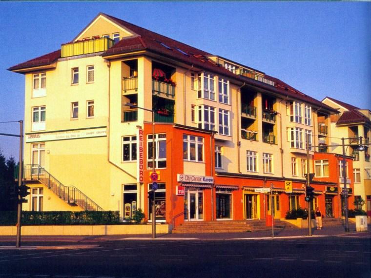 卡罗北居住区(Karow Nord,1994-1997)