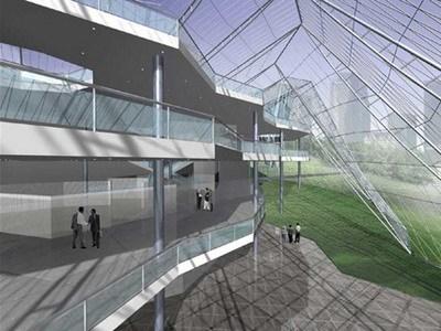 南京城市规划展览中心