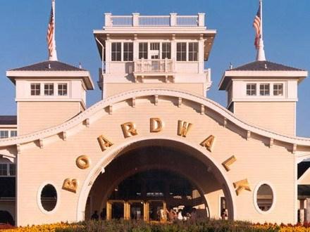 迪斯尼BoardWalk酒店