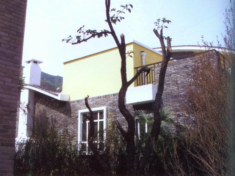 麓鸣园山地住宅的两个户型设计