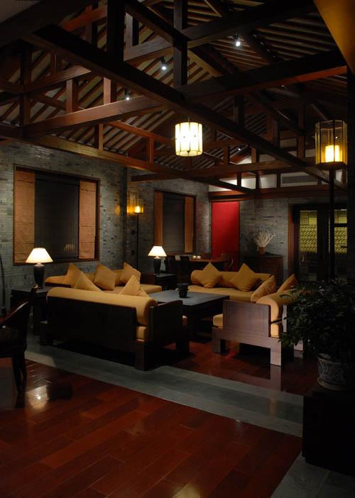 江南园林风格休闲度假酒店第7张图片