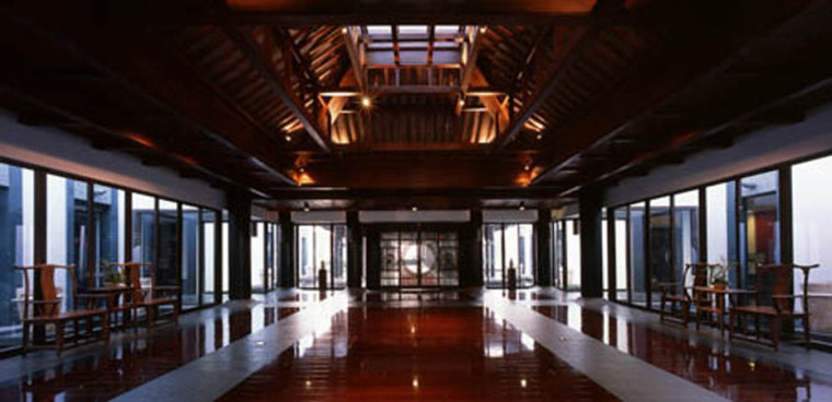 江南园林风格休闲度假酒店第11张图片