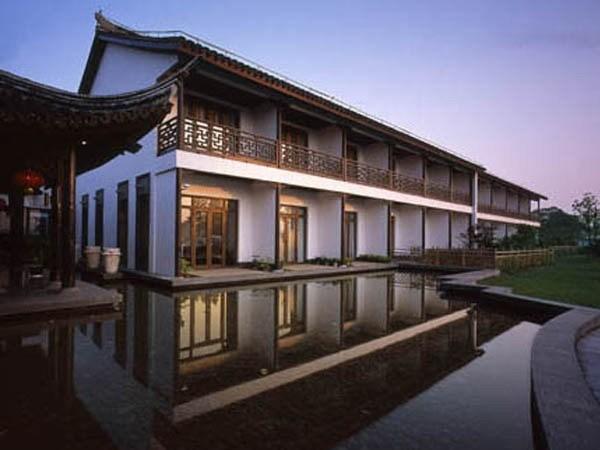 江南园林风格休闲度假酒店第1张图片