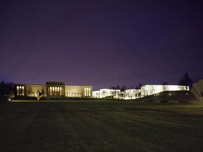 美国Nelson-Atkins艺术博物馆