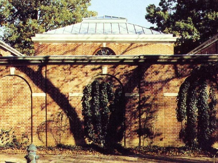 敦巴顿橡树园(Dumbarton Oaks Addition and Remodeling)