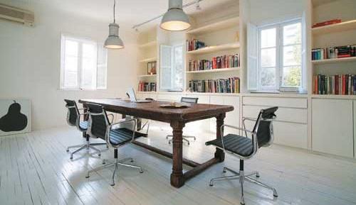 涞澳设计事务所新办公室第6张图片