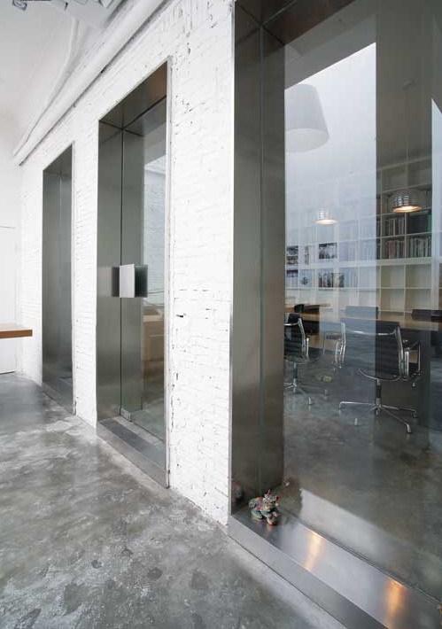 涞澳设计事务所新办公室第9张图片