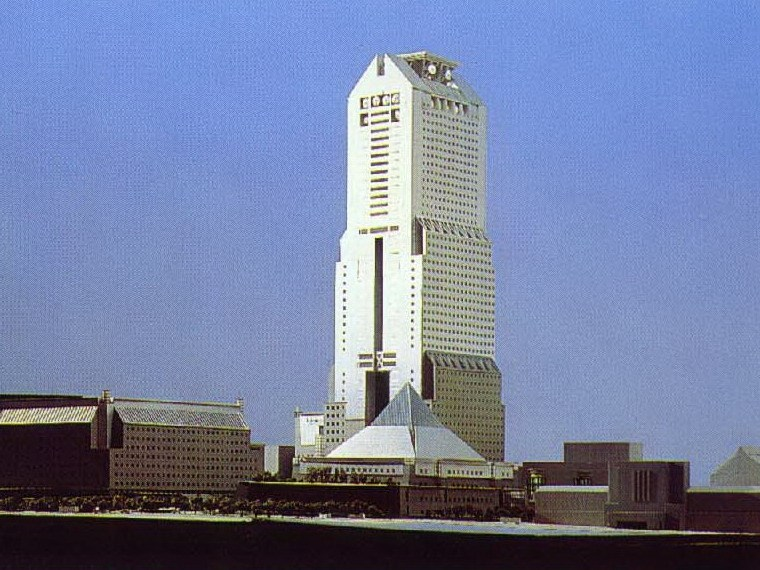 大阪市政厅(Osaka Prefectural Government Offices)