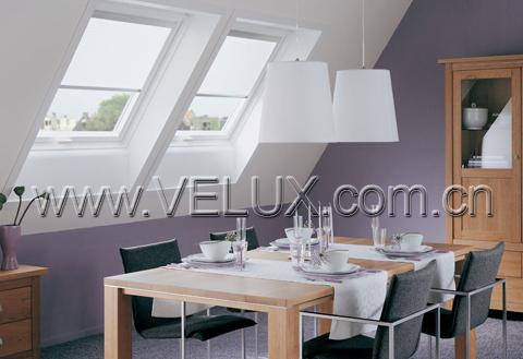威卢克斯屋顶窗-室内版