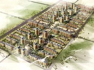 内蒙古呼伦贝尔新天地小区