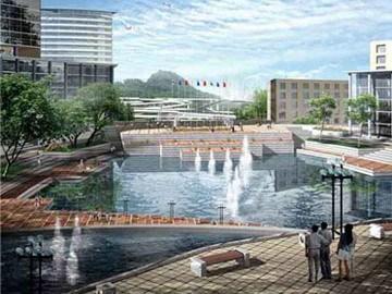 青岛海尔路商务区修建性详细规划及城市设计